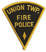 Union Township Fire Police Patch