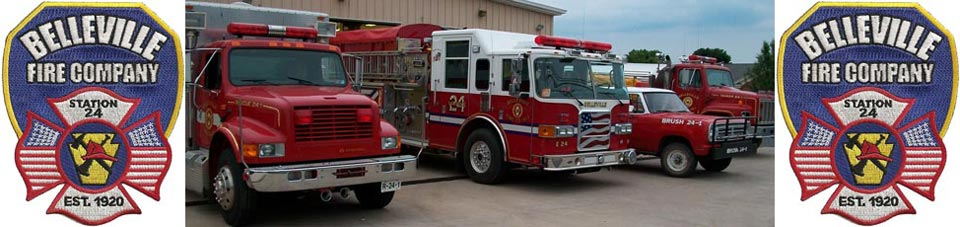Belleville Fire Company - Proudly serving Union Township, Mifflin County, PA